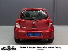 2016 Nissan Micra 1.2 Visia Insync 5dr d86v  Gauteng Vereeniging_4