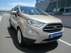 2019 Ford EcoSport 1.0 Ecoboost Titanium Kwazulu Natal
