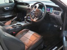 2019 Ford Mustang 2.3 Auto Gauteng Sandton_3