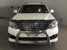 2012 Toyota Fortuner 4.0 V6 Heritage Rb At  Kwazulu Natal Durban_3