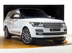 2014 Land Rover Range Rover 5.0 V8 S/c Vogue Se  Gauteng