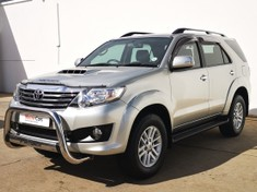 2013 Toyota Fortuner 2.5d-4d Rb At  Western Cape Worcester_1