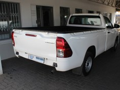 2018 Toyota Hilux 2.4 GD AC Single Cab Bakkie Eastern Cape Umtata_3