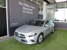 2019 Mercedes-Benz A-Class A 200 Auto Free State Bloemfontein_0