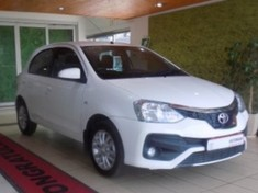 2017 Toyota Etios 1.5 Xs 5dr  Northern Cape