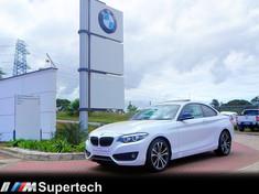 2019 BMW 2 Series 220i Sport Line Shadow Edition Auto (F22) Kwazulu Natal