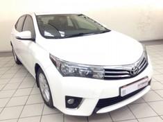 2015 Toyota Corolla 1.6 Prestige Limpopo
