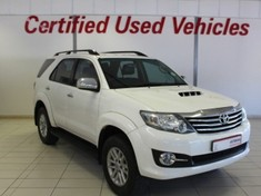 2015 Toyota Fortuner 2.5d-4d Rb  Western Cape