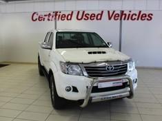 2015 Toyota Hilux 3.0D-4D LEGEND 45 R/B A/T Double Cab Bakkie Western Cape