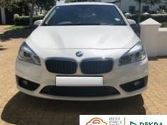 2016 BMW 2 Series 218i Active Tourer Western Cape