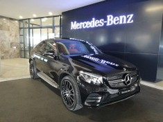 2018 Mercedes-Benz GLC Coupe 300 Gauteng