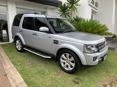 2015 Land Rover Discovery 4 3.0 Tdv6 Se  Mpumalanga