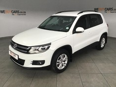 2016 Volkswagen Tiguan 1.4 TSI B/MOT TREN-FUN DSG (118KW) Gauteng