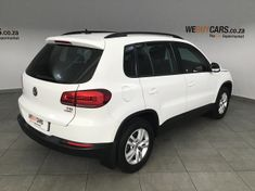 2016 Volkswagen Tiguan 1.4 TSI BMOT TREN-FUN DSG 118KW Gauteng Johannesburg_4