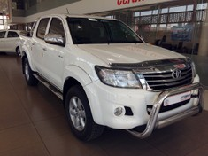 2011 Toyota Hilux 4.0 V6 Heritage R/b A/t P/u D/c  Limpopo
