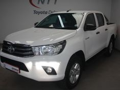 2018 Toyota Hilux 2.4 GD-6 SRX 4x4 Double Cab Bakkie Mpumalanga Delmas_2