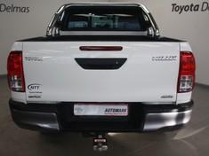2018 Toyota Hilux 2.4 GD-6 SRX 4x4 Double Cab Bakkie Mpumalanga Delmas_4