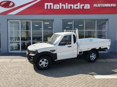 2019 Mahindra PIK UP 2.2 mHAWK S4 PU DS North West Province Rustenburg_0