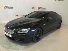 2017 BMW 6 Series 650i Coupe M Sport Auto Gauteng