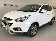 2014 Hyundai iX35 2.0 Executive Eastern Cape Port Elizabeth_3