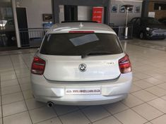 2014 BMW 1 Series 118i 5dr At f20  Mpumalanga Middelburg_4