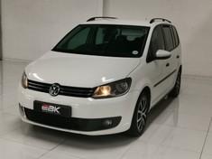 2013 Volkswagen Touran 2.0 Tdi Trendline Dsg  Gauteng Johannesburg_2