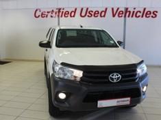 2019 Toyota Hilux 2.4 GD-6 RB SR Double Cab Bakkie Western Cape