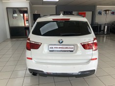2015 BMW X3 Xdrive20d  M-sport At  Mpumalanga Middelburg_4