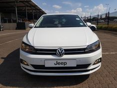 2018 Volkswagen Polo 1.0 TSI Highline DSG 85kW Gauteng Midrand_1