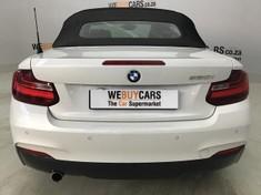 2015 BMW 2 Series 220i Convertible M Sport Auto F23 Gauteng Centurion_1