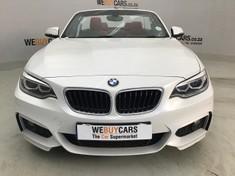2015 BMW 2 Series 220i Convertible M Sport Auto F23 Gauteng Centurion_3