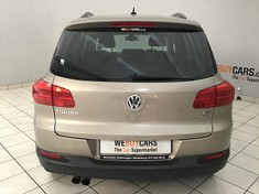 2013 Volkswagen Tiguan 1.4 Tsi B/mot Tren-fun Dsg (110kw)  Gauteng