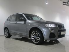 2017 BMW X3 xDRIVE20d M Sport Auto Kwazulu Natal Pietermaritzburg_0
