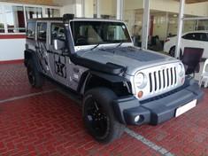 2012 Jeep Wrangler Unltd Rubicon 3.6l V6 A/t  Gauteng