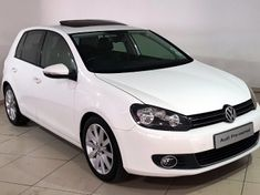 2011 Volkswagen Golf Vi 1.4 Tsi Highline 118kw  Western Cape Cape Town_1