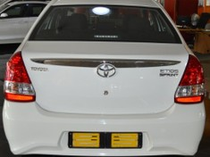 2019 Toyota Etios 1.5 Xs  Western Cape Tygervalley_3