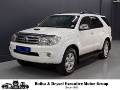 2009 Toyota Fortuner 3.0d-4d 4x4  Gauteng Vereeniging_0