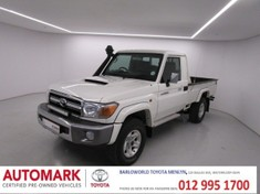 2018 Toyota Land Cruiser 70 4.5D Single cab Bakkie Gauteng Pretoria_0