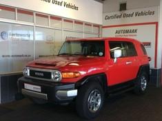 2011 Toyota Land Cruiser Fj 4.0 V6 Cruiser  Mpumalanga Witbank_0