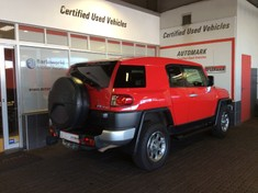 2011 Toyota Land Cruiser Fj 4.0 V6 Cruiser  Mpumalanga Witbank_1