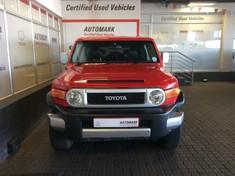 2011 Toyota Land Cruiser Fj 4.0 V6 Cruiser  Mpumalanga Witbank_2