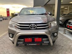 2017 Toyota Hilux 2.8 GD-6 RB Raider Double Cab Bakkie Auto North West Province Rustenburg_2