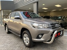 2017 Toyota Hilux 2.8 GD-6 RB Raider Double Cab Bakkie Auto North West Province Rustenburg_3