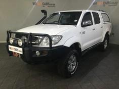 2008 Toyota Hilux 4.0 A/t Raider 4x4 P/u D/c  Western Cape