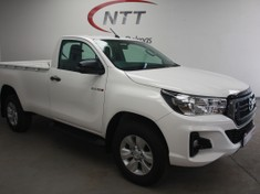 2019 Toyota Hilux 2.4 GD-6 RB SRX Single Cab Bakkie Mpumalanga