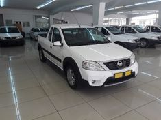 2018 Nissan NP200 1.6 Se P/u S/c  Free State
