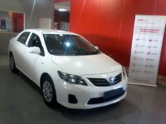 2017 Toyota Corolla Quest 1.6 Gauteng Benoni_1