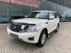 2019 Nissan Patrol 5.6 V8 LE Premium Mpumalanga