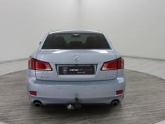 2011 Lexus IS 250 Ex At  Gauteng Boksburg_2