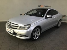 2015 Mercedes-Benz C-Class C250 Be Coupe A/t  Western Cape